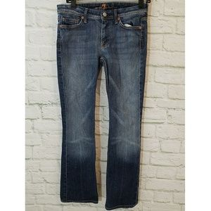 7 For All Mankind Flynt Double 7 Jeans